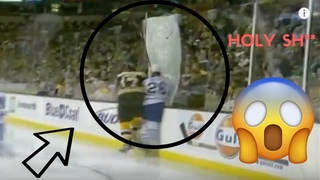 Biggest Hits Ever In The NHL