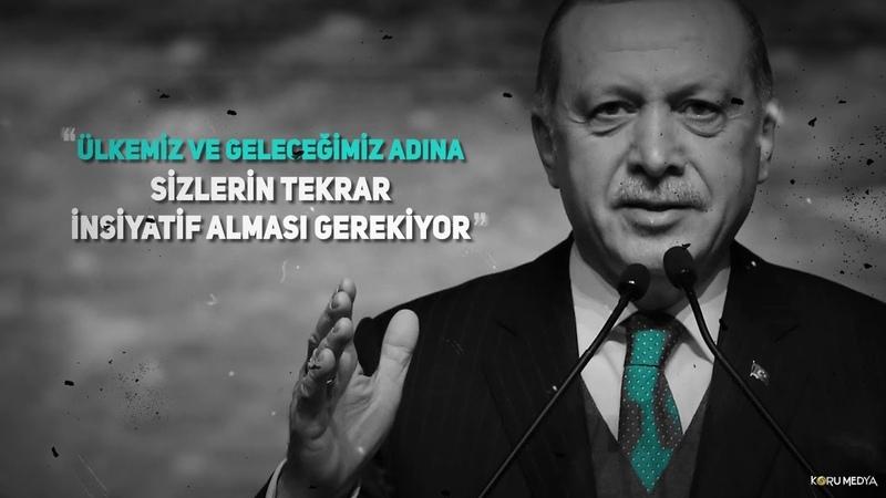 HAZIR MIYIZ Recep Tayyip Erdoğan Koru Medya