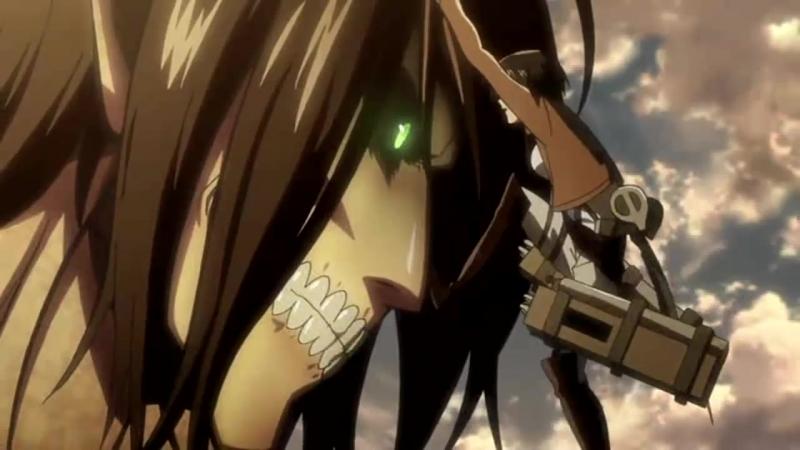 Amv атака титанов микаса аниме клип атака титанов микаса акерман