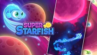 [Обновление] Super Starfish - Геймплей | Трейлер