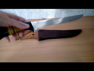 Нож филейный Ягуар