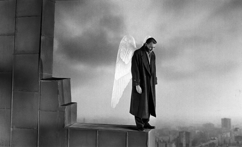 Кинократия: «Небо над Берлином» Вима Вендерса | ВКонтакте