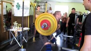 Атлет ТБ (Atlet TV)  squats присідання на змаганнях