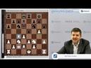 Radjabov-Vidit, Tata Steel Chess 2019: Svidler's Game of the Day