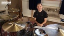 Architects 'Naysayer' drum lesson with Dan Searle (part 3)