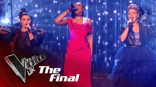 Belle Voci and Jennifer Hudson Perform My Heart Will Go On: The Final | The Voice UK 2018