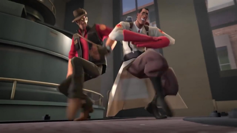 Team Fortress 2 — гопак