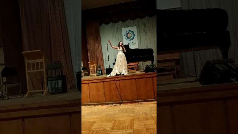 Гульназ Асаева Разве ты любил Гос экзамен