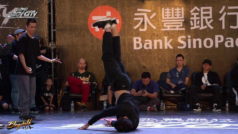 Hood G Squad vs Predatorz | 16-8 | 4on4 | Taipei Bboy City x RF Jam