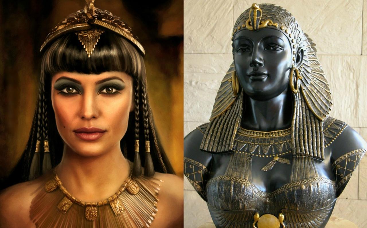 царицы египта фото и имена родные