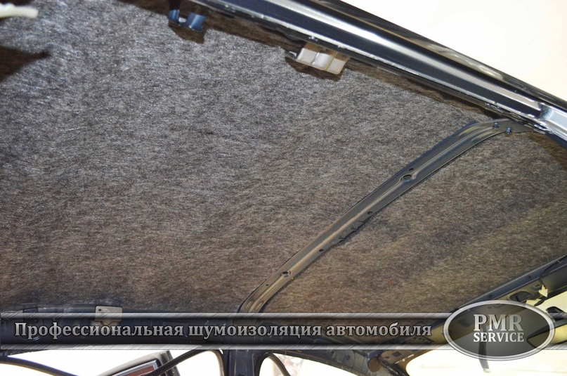 Шумоизоляция Nissan Almera, изображение №4