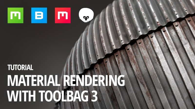 Quixel Mixer: Material Rendering with Toolbag 3