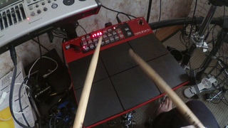 nord drum 3p play melody