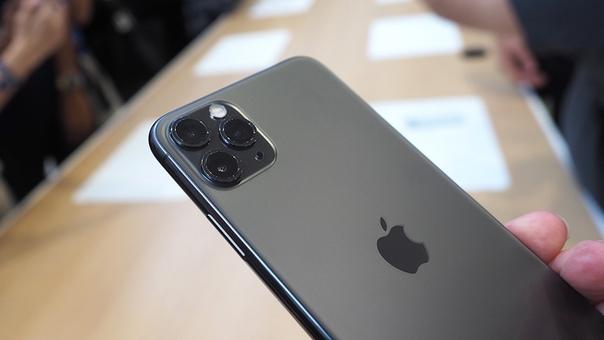 Сколько стоит iPhone 11 Pro в разных