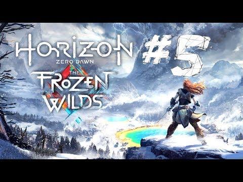 Давайте сыграем в Horizon Zero Dawn The Frozen Wilds 5