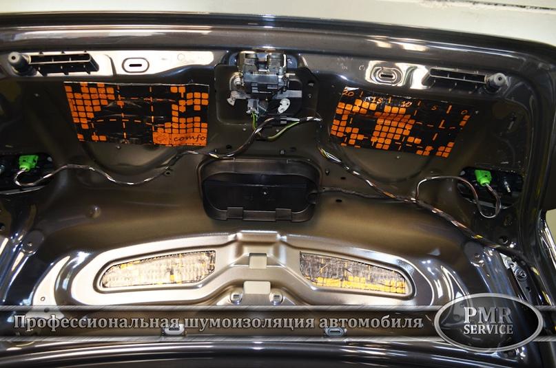 Шумоизоляция Audi A6, изображение №20