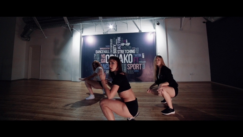 Melvitto stay Dancehall Choreo by Katarina Dallas