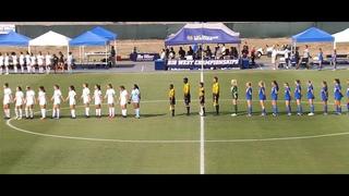 (1) CSU Long Beach vs UC Santa Barbara 11.4.2018 / Big West Women's Soccer Finals
