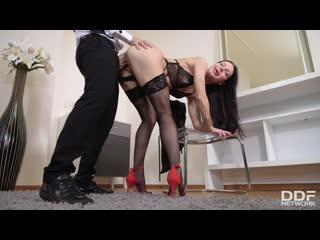 [hotlegsandfeet] allatra hot - kinky hotel room foot fucking