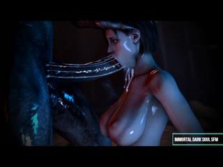 Resident Evil DLC 1 (Resident Evil sex)
