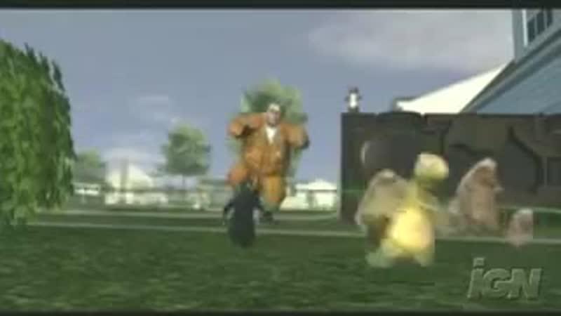 Лесная братва Over the Hedge PlayStation 2 Trailer New Gameplay Trailer