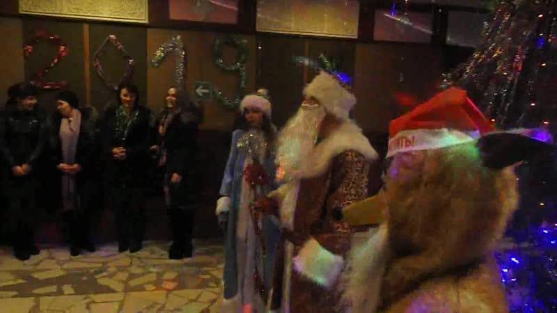 Новогодний Бал-Маскарад 2019г. Малоустьикинский СДК.(8)
