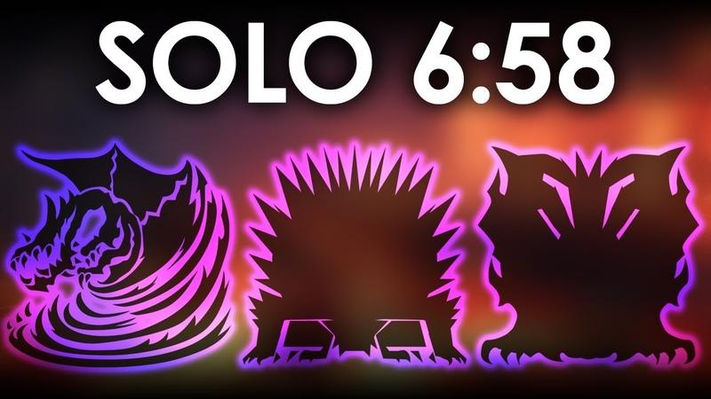 MHWorld | The Sapphire Star Solo 6:58