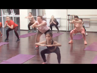 Комплексная тренировка с Викторией