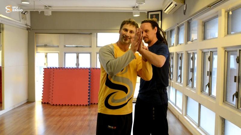The IWKA way of sparring in internal Wing Chun (IWKA Wing Tjun system)