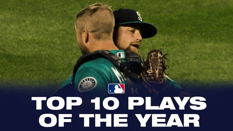 Mariners Top 10 Plays of the Season