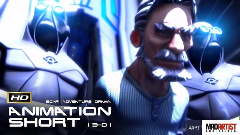 CGI 3D Animated Short Film L'HERBORISTE Thrilling Sci Fi Animation by ISART Digital