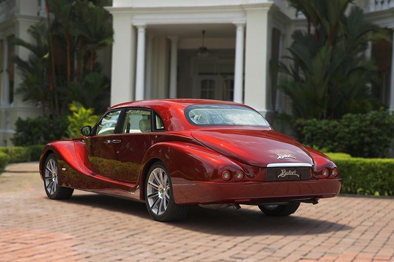 Богатые люди должны отказаться от Mercedes в пользу Bufori, изображение №1