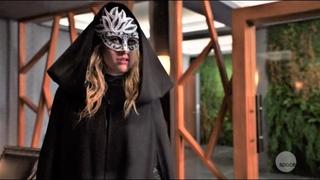 Mia Smoak fights Glade Security Fight   Arrow 7x16 Scene HD