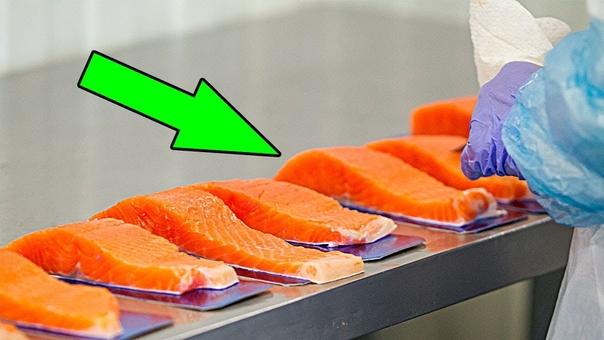 """Эколог: """"Норвежский лосось — самая токсичная еда во..."""