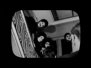 The Theatre of Revolt Be black baby (film Hi, Mom! by Brian De Palma)