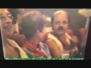 Leaked video exposes drunken, topless bernie sanders singing and dancing with