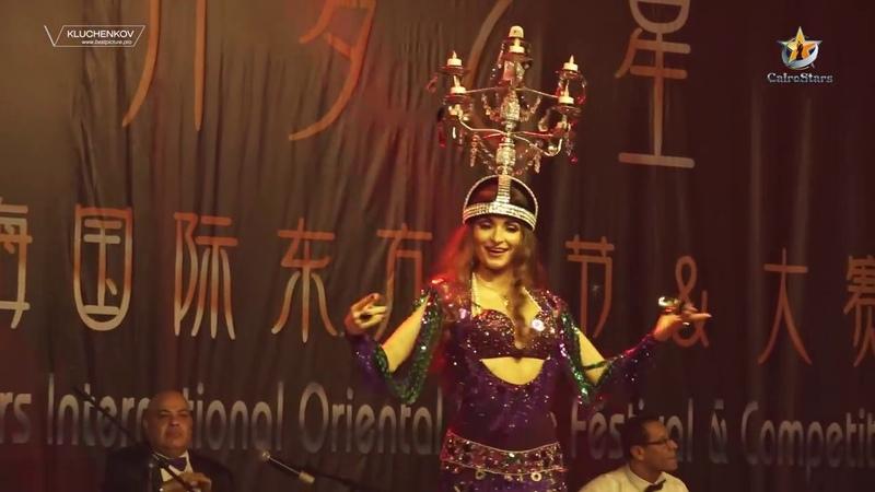 NATA FARI STAR BELLYDANCER CAIRO STARS FESTIVAL 2018 2
