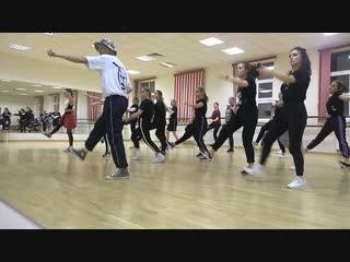 Hip Hop choreo - Алексей Шалбуров