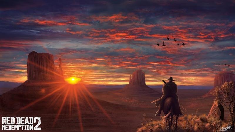 Прохождение Red Dead Redemption 2 5.Перестрелка со всем городом