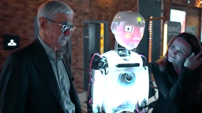 Премьера фильма Робот 2.0 RFG Робот Джигурда РукиБазуки