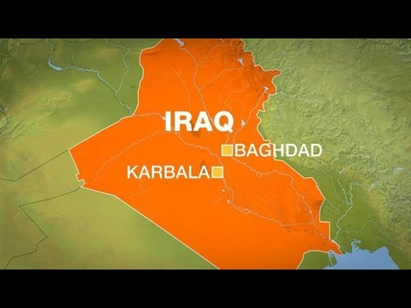 Iraq 12 Killed in minibus explosion outside Karbala