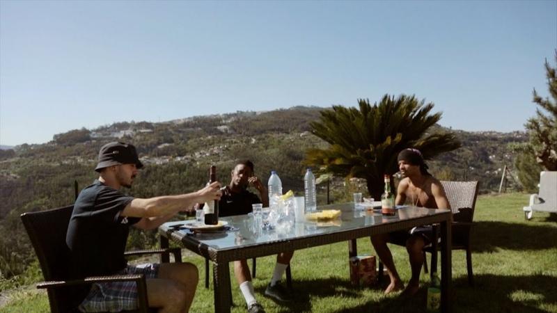 Apollo G ft. Bispo Landim Bem di Baixo Official Video Prod by. RGD