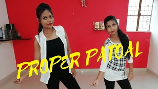 Proper Patola Dance Cover | Badshah | Namaste England | Arjun | Parineeti | BY DANCE ADDICTION