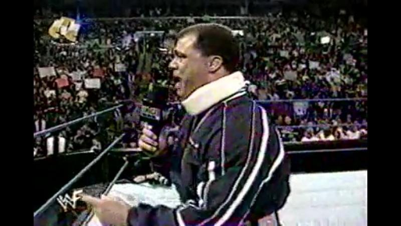 WWF (23.11.2000) - Мировой реслинг на канале стс