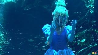 Cinderella (Twisted Disney princesses) - (Dark Фан дефиле) Comic Con Siberia Halloween