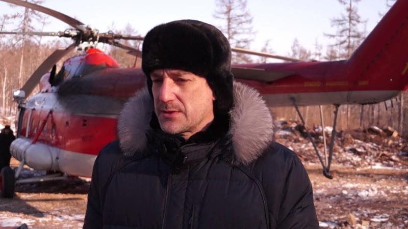 2019 01 31 Рабочая поездка Губернатора Амурской области и начальника ГУ в Талакан
