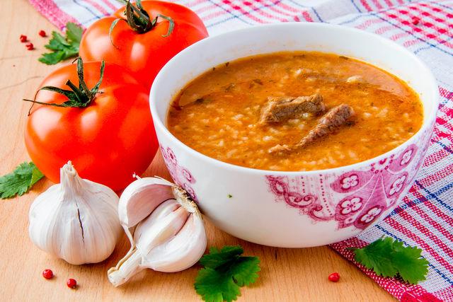 Как правильно готовить суп харчо, изображение №4