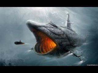 Кто контролирует океанские глубины.Тайна гибели советской субмарины.Земля.Территория загадок