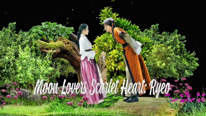 Lee Joongi ❤Moon Lovers Scarlet Heart: Ryeo❤ 달의 연인 보보경심 려❤IU❤For you