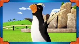 Боб строитель ⭐Милые пингвины! 🛠 мультфильм для детей